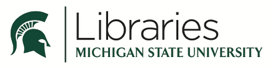 Michigan State University Libraries logo